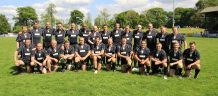 North of England Legends V Cheshire Barbarians